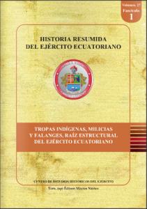 Historia Resumida del Ejercito Ecuatoriano 1
