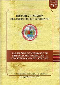 Historia resumida del Ejército Ecuatoriano 3