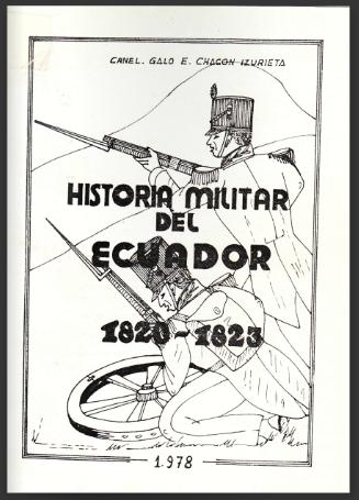 Libro historia militar del Ecuador